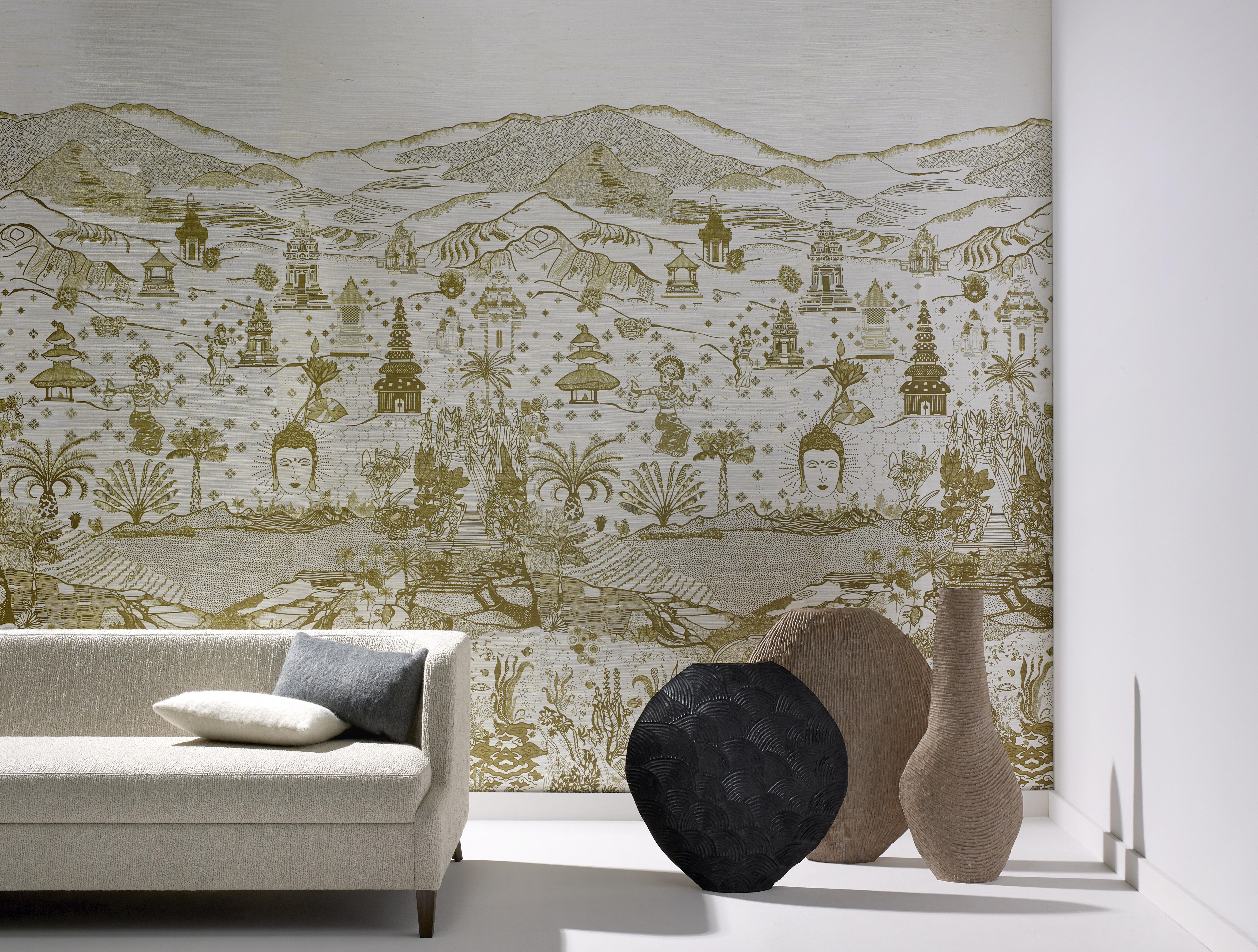 Pierre Frey Parisian Chic Wallpapers London Wallpaper Company